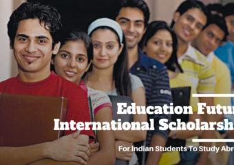 Education Future International Scholarship, 2020